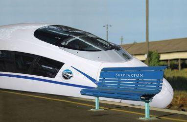 train - bullet